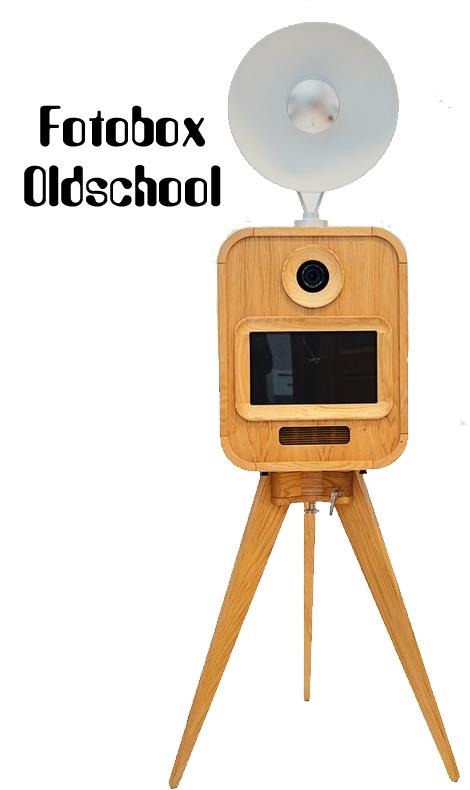 Fotobox-Oldschool Vermietung