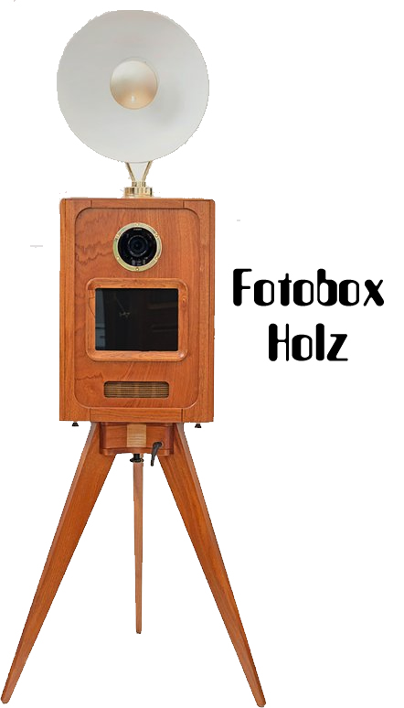Fotobox-aus-Holz in  Celle